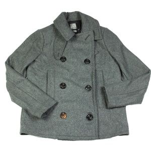 Ladies' Gap Jackets & Coats Pea coat Size M